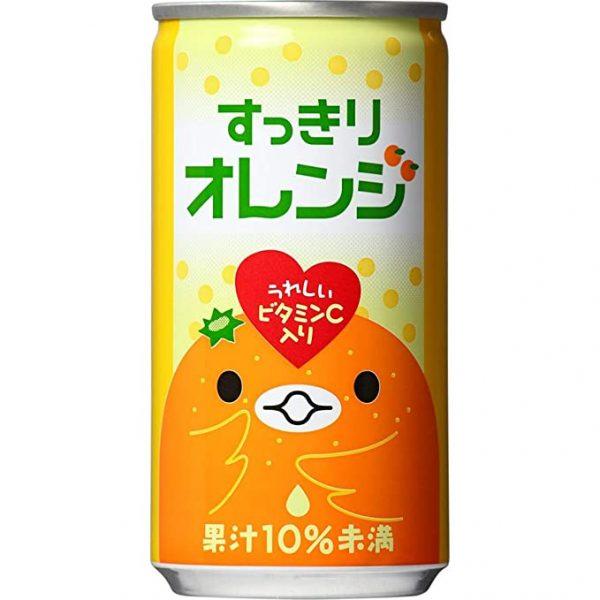Kobe kyoryuchi sukkiri orange Sinasappel drank