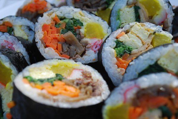 Kimbap (김밥)